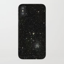 Space - Stars - Starry Night - Black - Universe - Deep Space iPhone Case