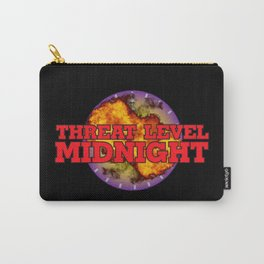 Threat Level Midnight Carry-All Pouch
