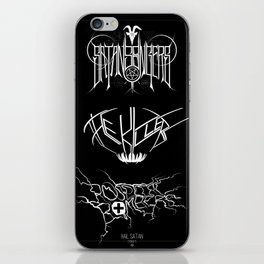 The Best Ever Death Metal Bands Out Of Denton iPhone Skin