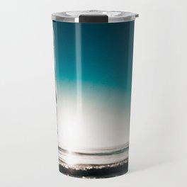 Glass beach Travel Mug