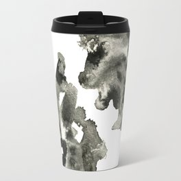 Watercolor Stump Travel Mug