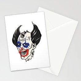 Joker Clown Stationery Cards