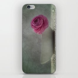 broken beauty iPhone Skin