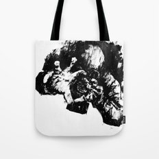 Leroy (Messy Ink Sketch) Tote Bag
