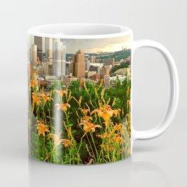 Pittsburgh As Seen from Mt Washington Observation Deck Coffee Mug
