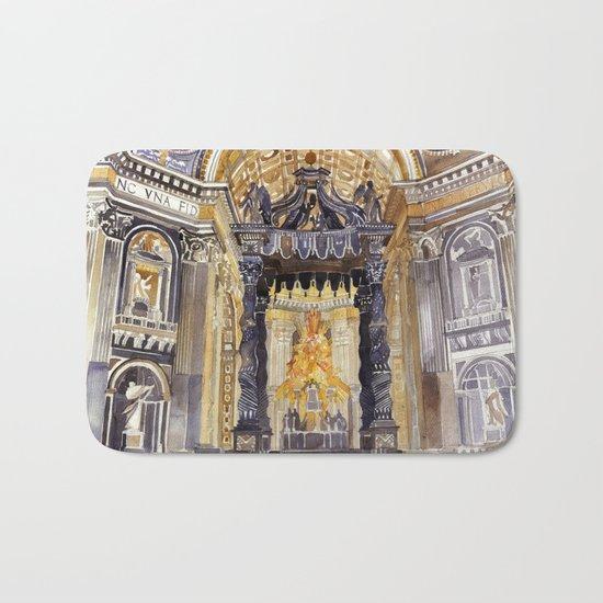 Saint Peter interior Bath Mat