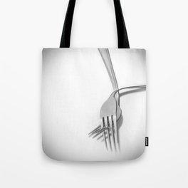 Hand in hand / Tomados de la mano Tote Bag
