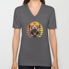 Pug Pug Dog Owner Pug Owner Unisex V-Neck