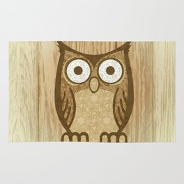 Owl Always Love You Rug