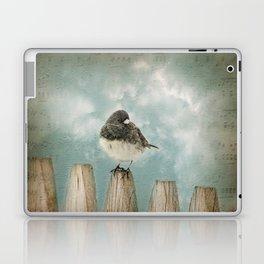 Winter bird Laptop & iPad Skin