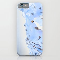 Winter Flight - Drawing 2 iPhone 6 Slim Case