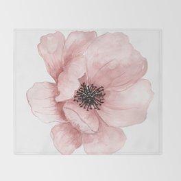 :D Flower Throw Blanket