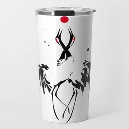 transcenDance // (crane) Travel Mug