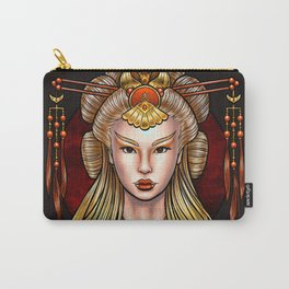 Rapunzel (light variant) Carry-All Pouch