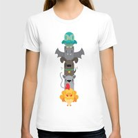 totem T-shirts featuring Totem by Silvia Pietra