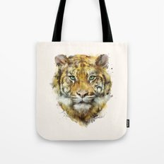 Tiger // Strength Tote Bag
