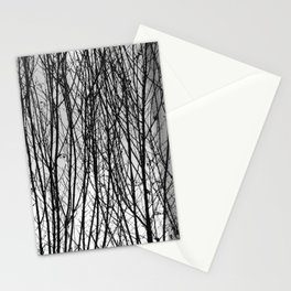 Wood Work Stationery Cards