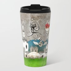 Super Bunny Travel Mug