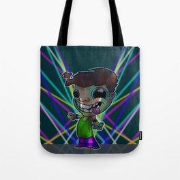 Rave Head Tote Bag