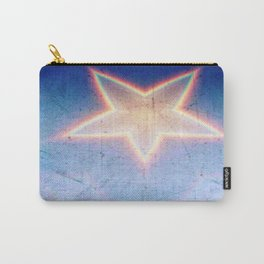 Denim Carry-All Pouch
