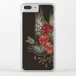 'til I'm Numb Clear iPhone Case