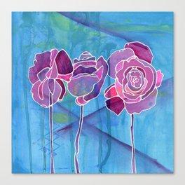 A Breath of Air Canvas Print