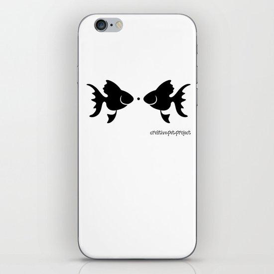 Fish 2 iPhone & iPod Skin