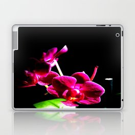 Lilla Orchid Laptop & iPad Skin