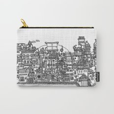 Busy City XI Carry-All Pouch
