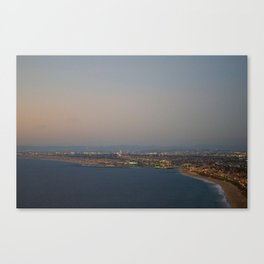 The view of the riches Canvas Print