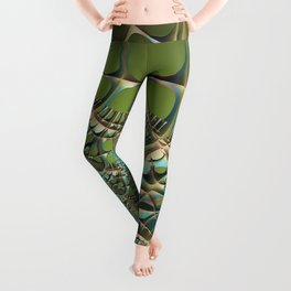 Nourishing new ideas and connections Leggings