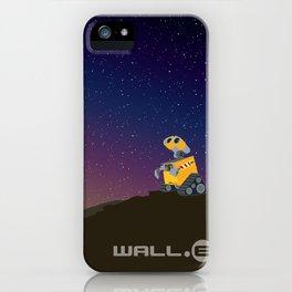 Wall.e iPhone Case