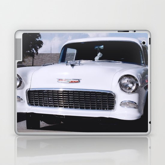 '55 Chevy Wagon Laptop & iPad Skin
