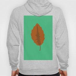 Autumn leaf #6 Hoody