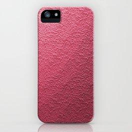 Art Pink Patern iPhone Case