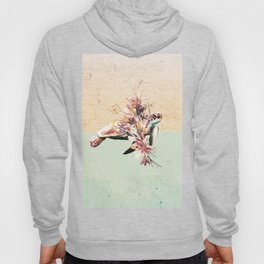 Turtle and bouquet Hoody