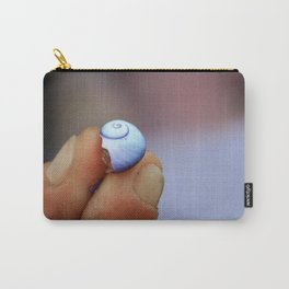 blue shell Carry-All Pouch