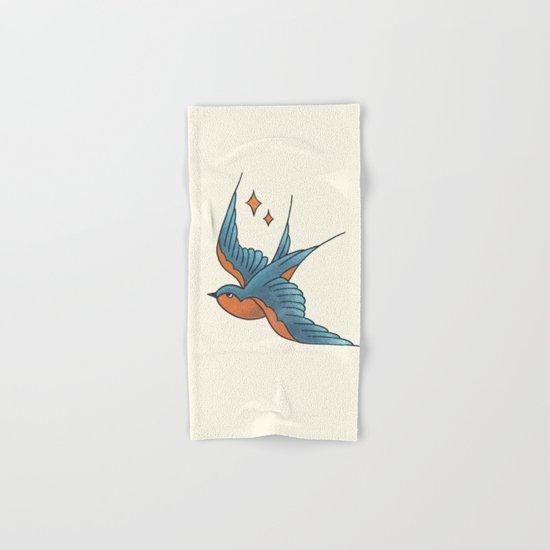 Swallow Flash  Hand & Bath Towel