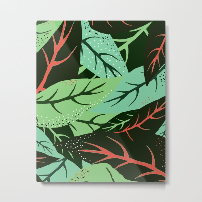 Jungle #society6 #decor #buyart Metal Print