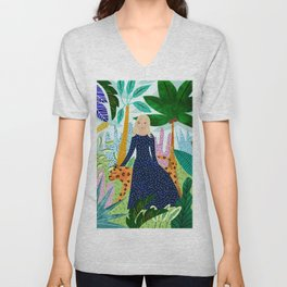 Safari #society6 #decor #buyart Unisex V-Neck