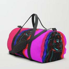 The Neon Demon Duffle Bag