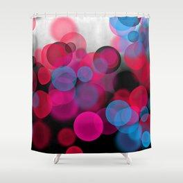 Dream Dots Shower Curtain
