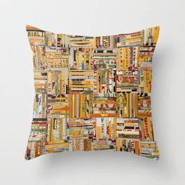 Mit Hopfen (With Hops) Throw Pillow