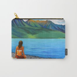 Epuyén Lake  Carry-All Pouch