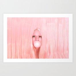 Blow It Art Print