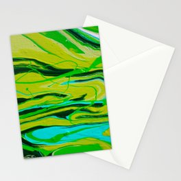 Mojave Greens Stationery Cards