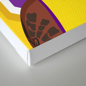 KobeBryant Canvas Print