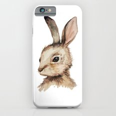 Pensive Easter Bunny  iPhone 6 Slim Case
