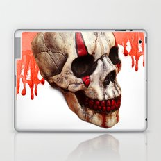 Circus Clown Skull Laptop & iPad Skin