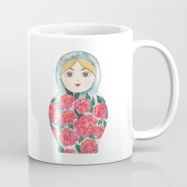 Matryoshka Doll #3 Coffee Mug